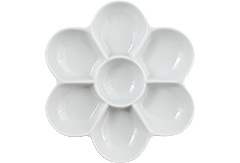梅皿 陶器製
